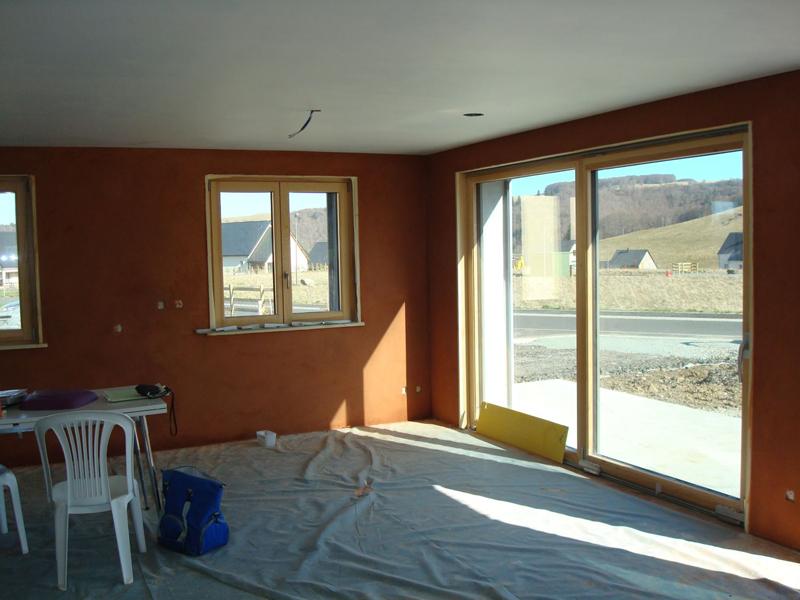 50 sarl avenir renovation brivadoise r nover et for Enduit chaux chanvre interieur