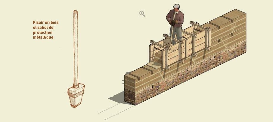[french] © Rénover et construire en pisé